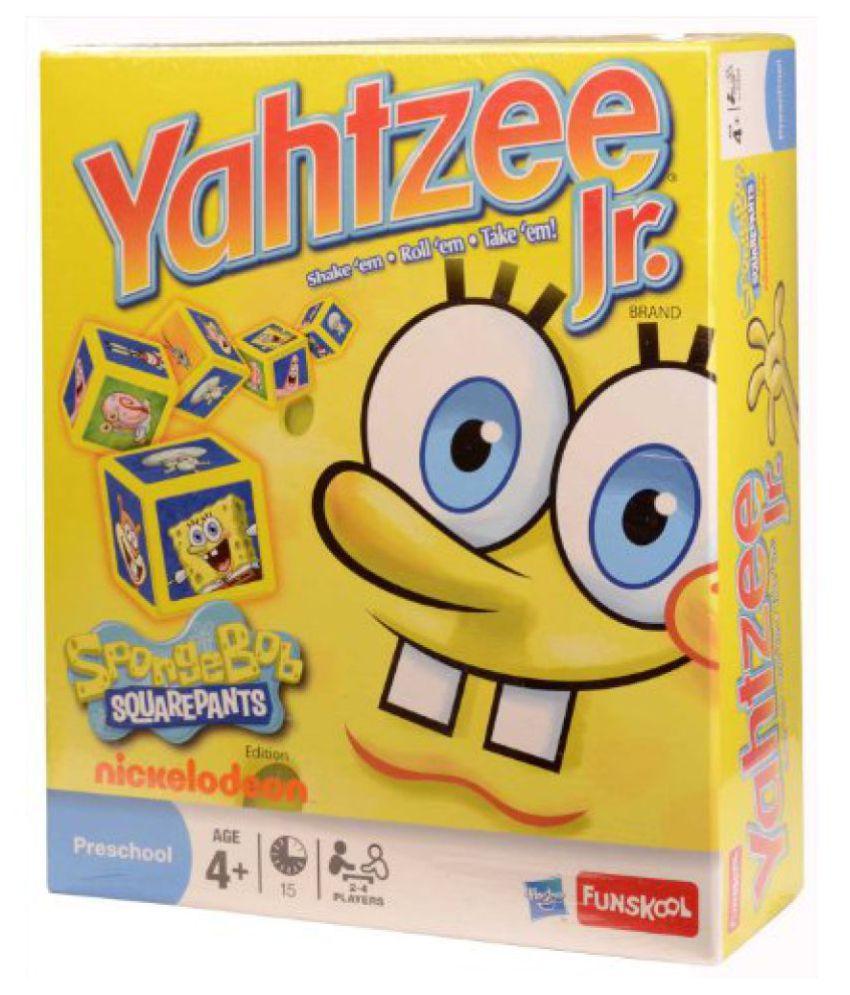 Funskool Yahtzee Sponge Bob