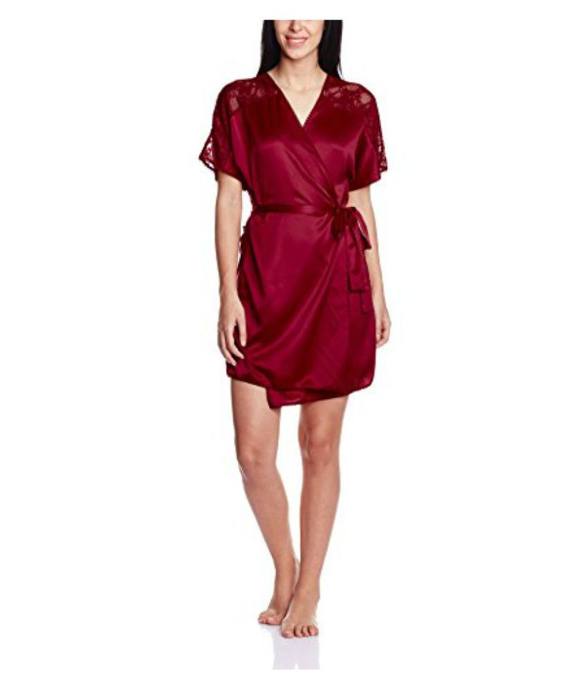994151d279 Buy PrettySecrets Women s Satin Nightdress Online at Best Prices in India -  Snapdeal