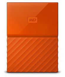 WD My Passport 1 TB USB 3.0 Orange