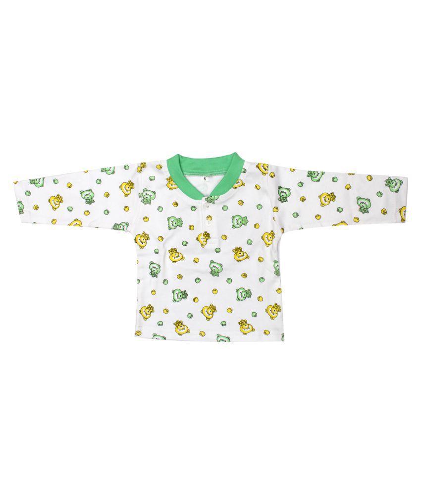 Babeezworld Baby Cotton Full Sleeves T-Shirt