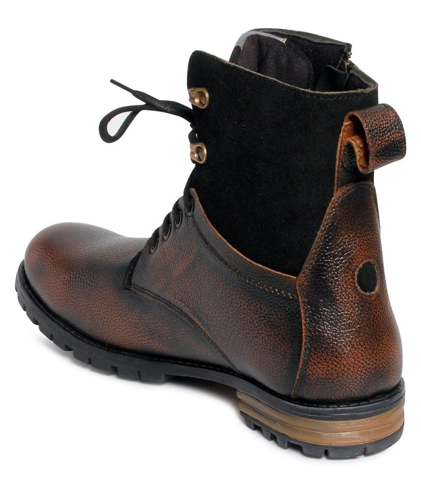 cheap largest supplier professional cheap online Bacca Bucci Brown Party Boot for cheap for sale buy cheap low cost JZg83i