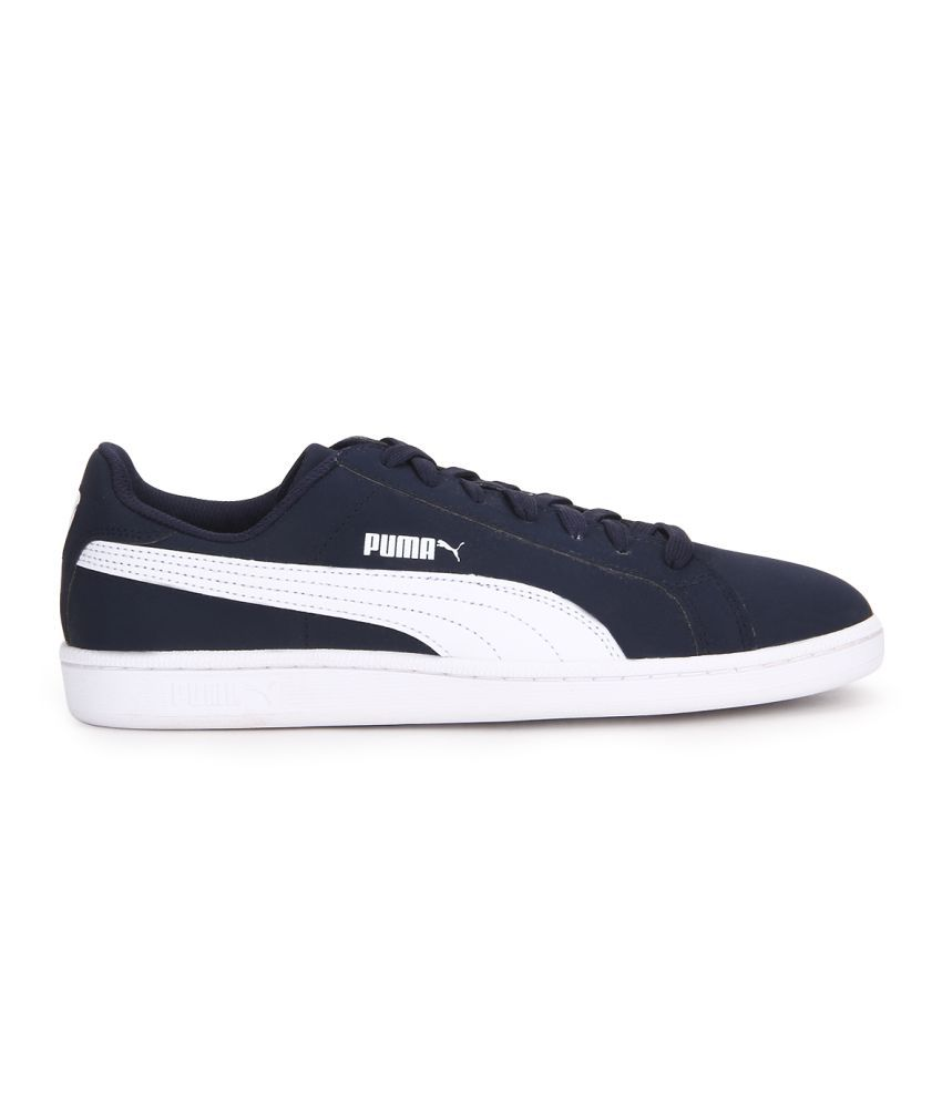 Puma Puma Smash Buck Navy Casual Shoes - Buy Puma Puma Smash Buck ... e649697ad