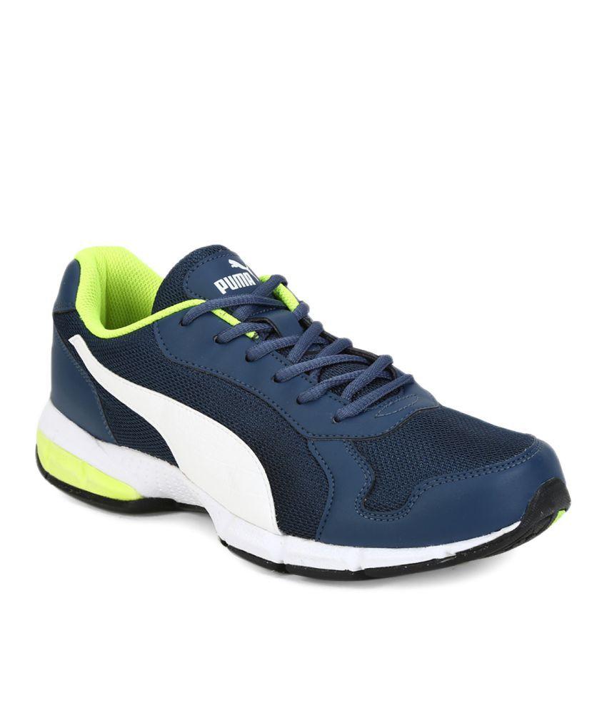 Puma Reid XT IDP Blue Running Shoes