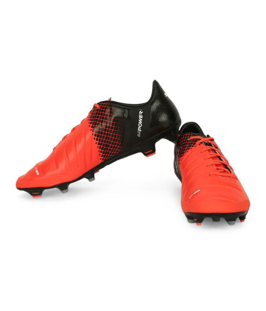 d0d7803f813c Puma evoPOWER 1.3 FG Red Football Shoes - Buy Puma evoPOWER 1.3 FG ...