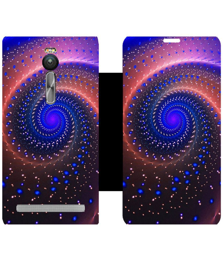 Universal Flip Cover by Skintice - Multi