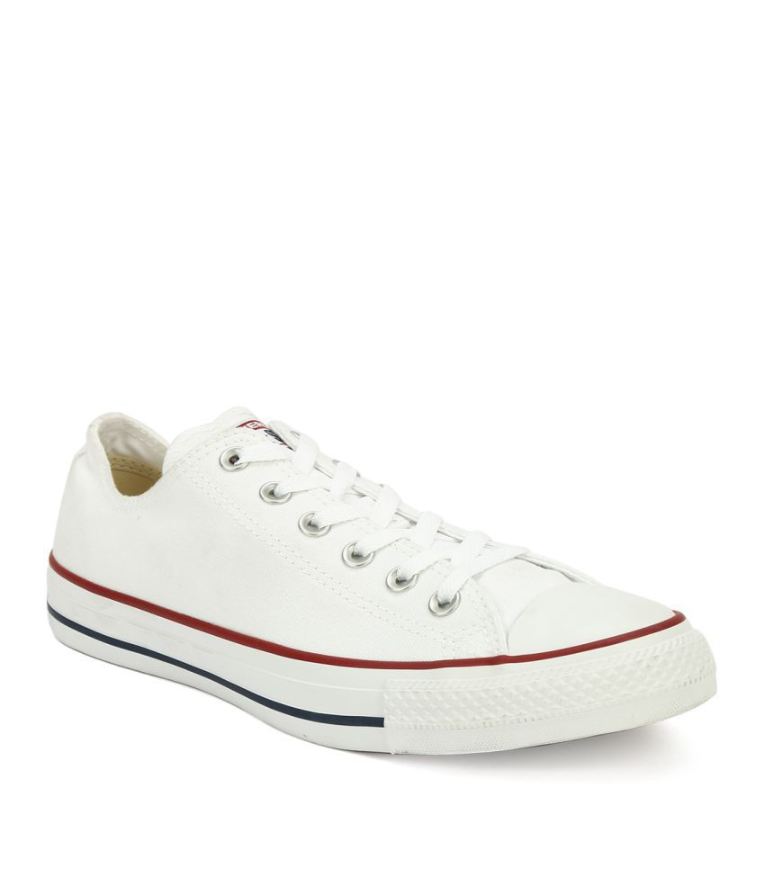 Converse 150768C Sneakers White Casual Shoes - Buy ...