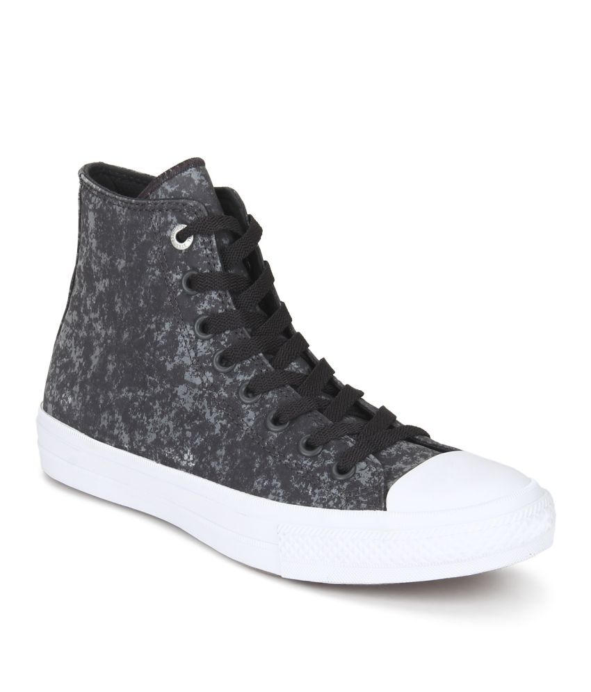 Converse 153544C Sneakers Black Casual Shoes - Buy Converse 153544C Sneakers  Black Casual Shoes Online at Best Prices in India on Snapdeal d0a922a4a