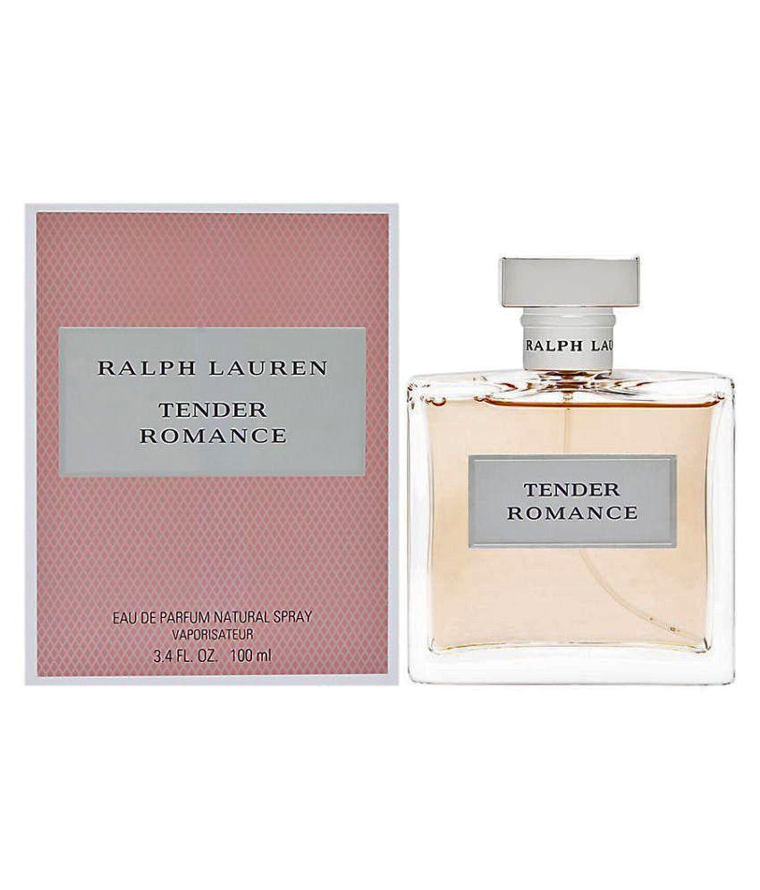 0fe7da32775f Ralph Lauren Tender Romance Eau De Parfum Natural Spray Vaporisateur 3.4Oz/  100 ml: Buy Online at Best Prices in India - Snapdeal