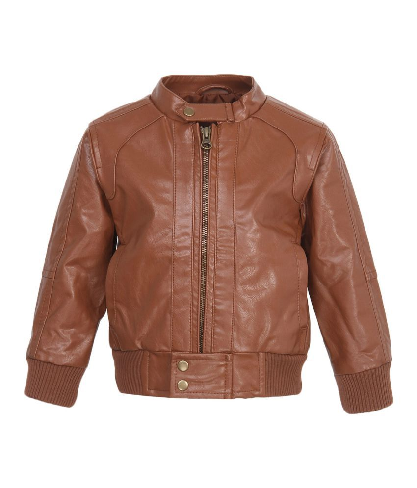 3ea7fe628 United Colors Of Benetton Brown Boys Jacket - Buy United Colors Of Benetton Brown  Boys Jacket Online at Low Price - Snapdeal