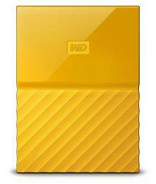 WD My Passport 1 TB USB 3.0 Yellow