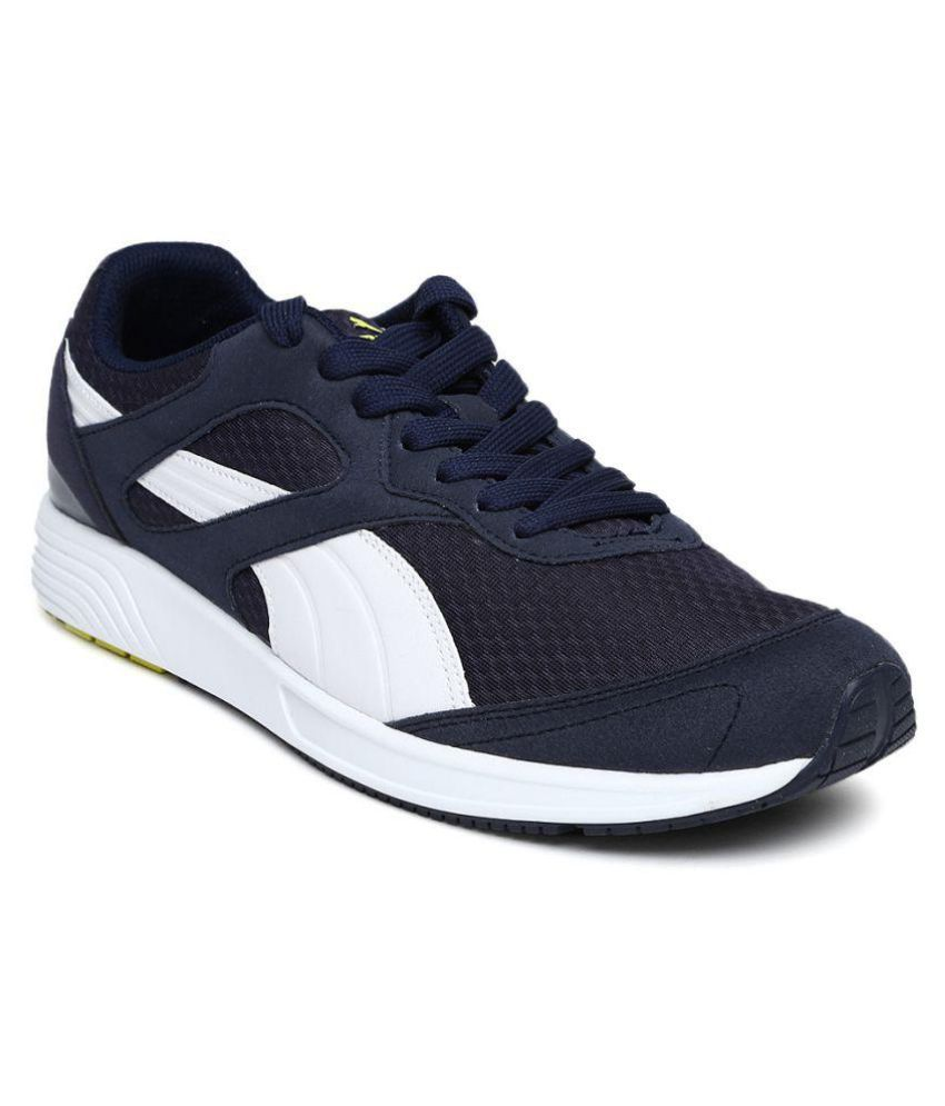 Puma FTR Navy Running Shoes