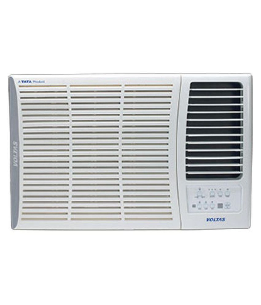 Voltas 1 ton 5 star 125dy window air conditioner 2017 for 1 ton window ac