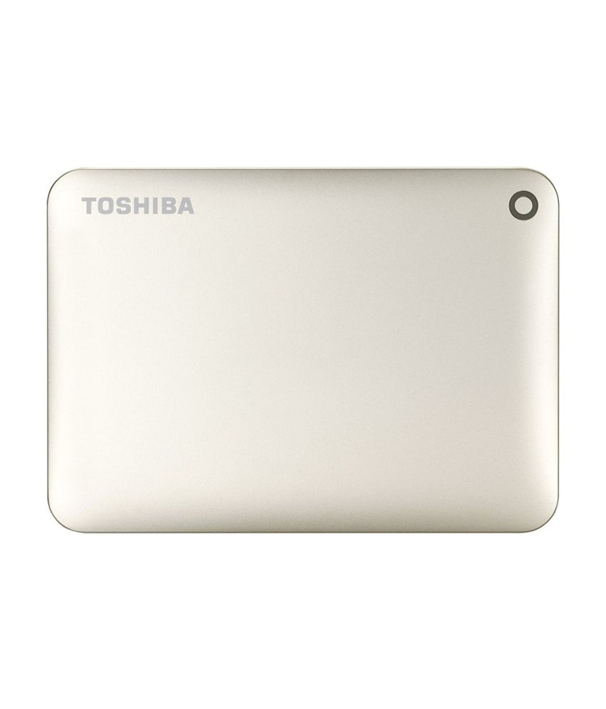 Toshiba Canvio Connect II 2 TB USB 3.0 By Snapdeal @ Rs.6,350