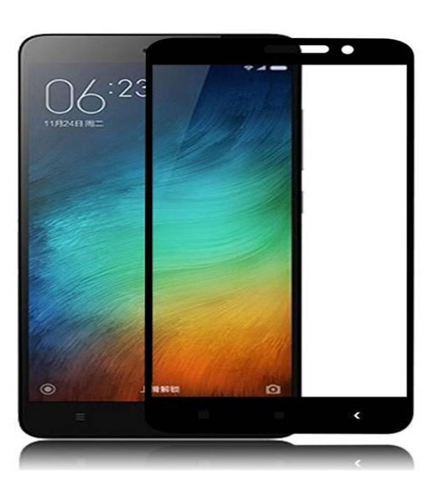 Xiaomi Redmi Note 3 Tempered Glass Screen Guard By Knotyy