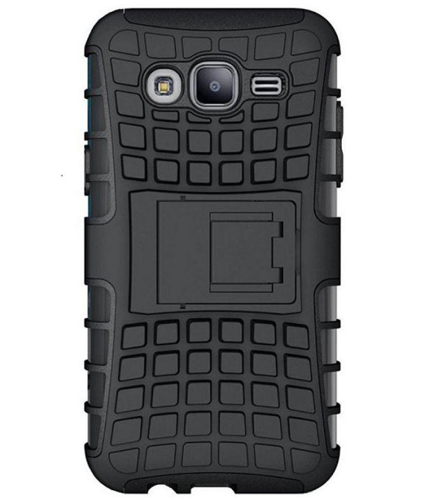 Samsung Galaxy Grand I9082 Shock Proof Case G-MOS - Black