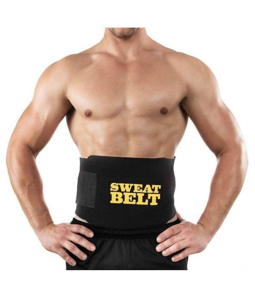 Sizzlacious Unisex Hot Shaper Sweat Slimming Belt L