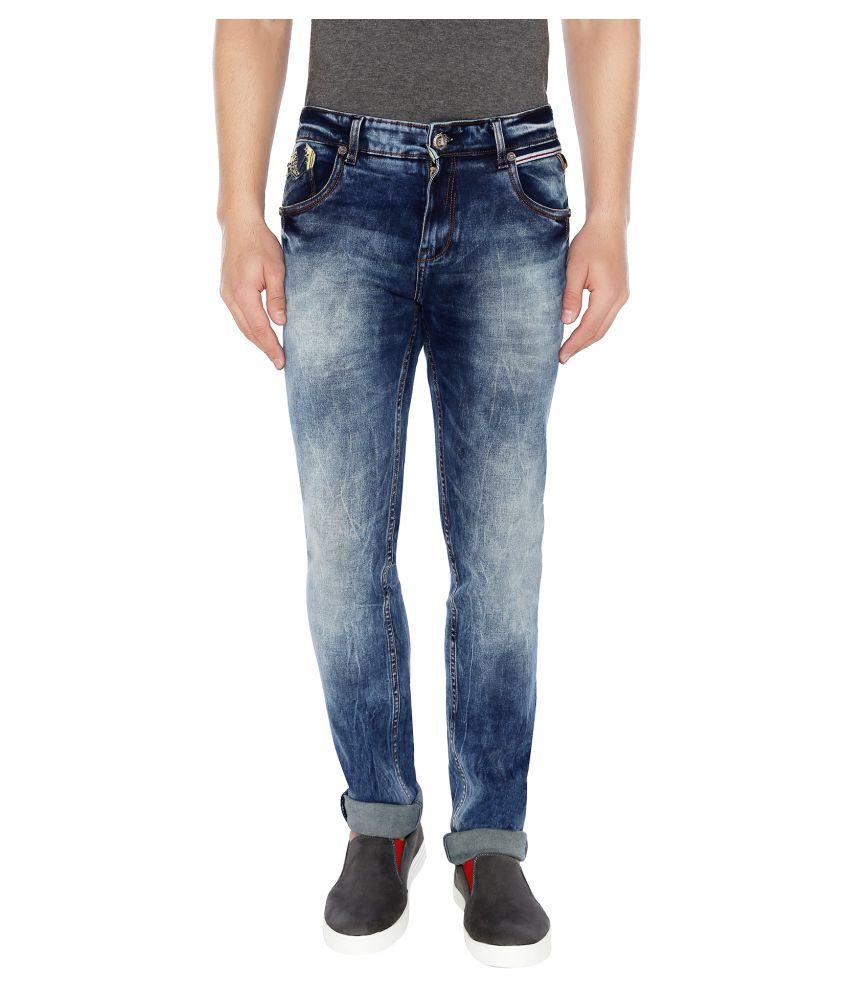 Espada Blue Slim Jeans