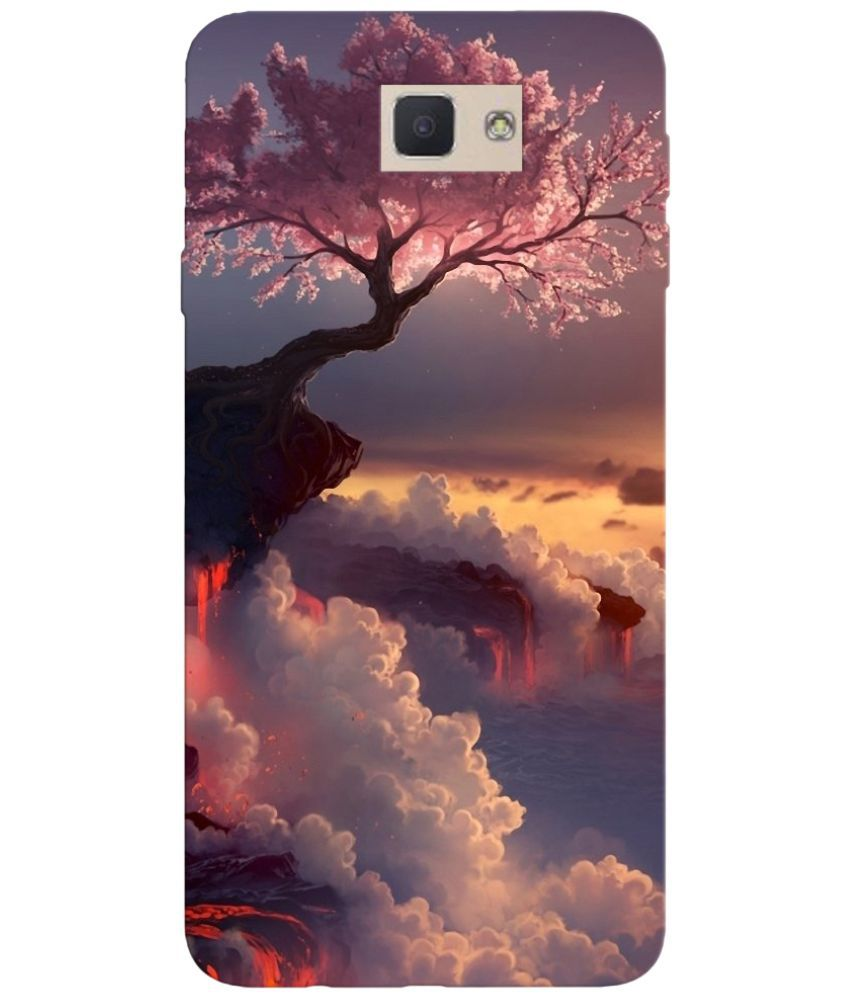 Samsung Galaxy J7 Prime Printed Cover By Stubborne