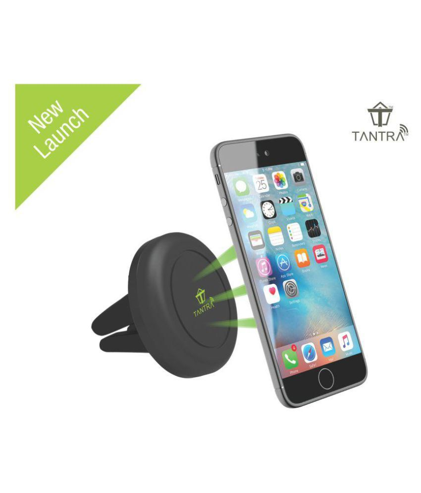 Tantra Universal Smartphone Magnetic Car Mount Air Vent