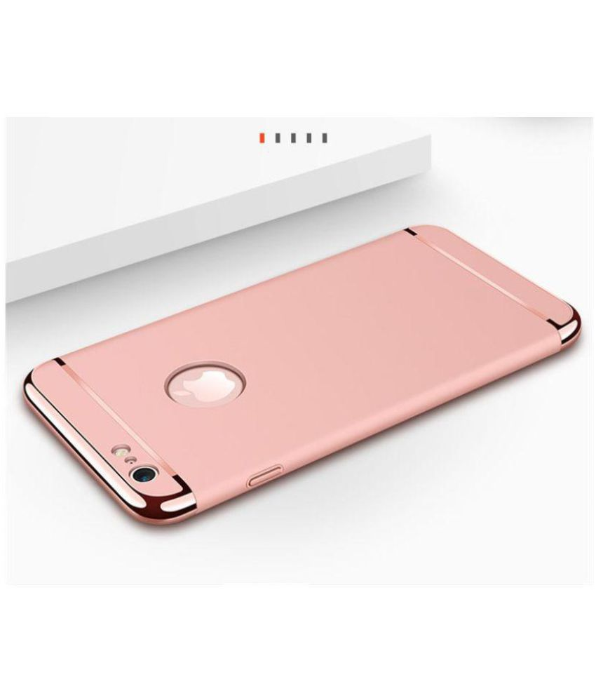 new arrival 84597 ce986 Apple iPhone 5S Bumper Cases BIGZOOK - Rose Gold