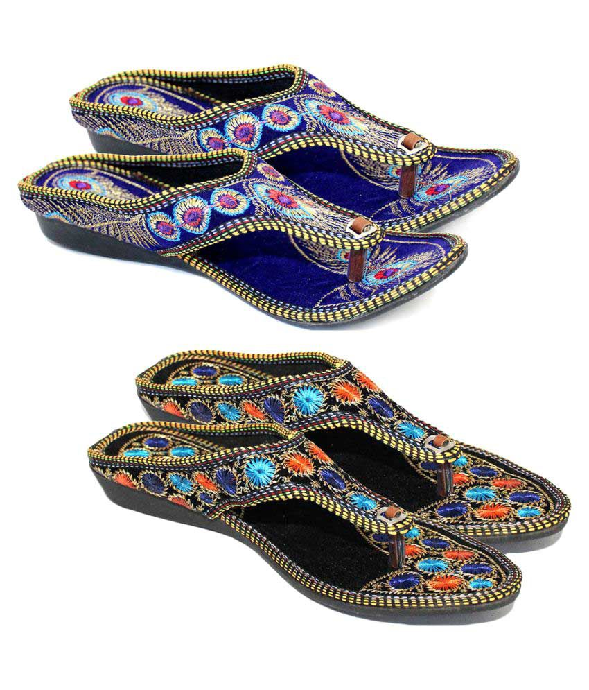 Great Art Multi Color Flat Flats