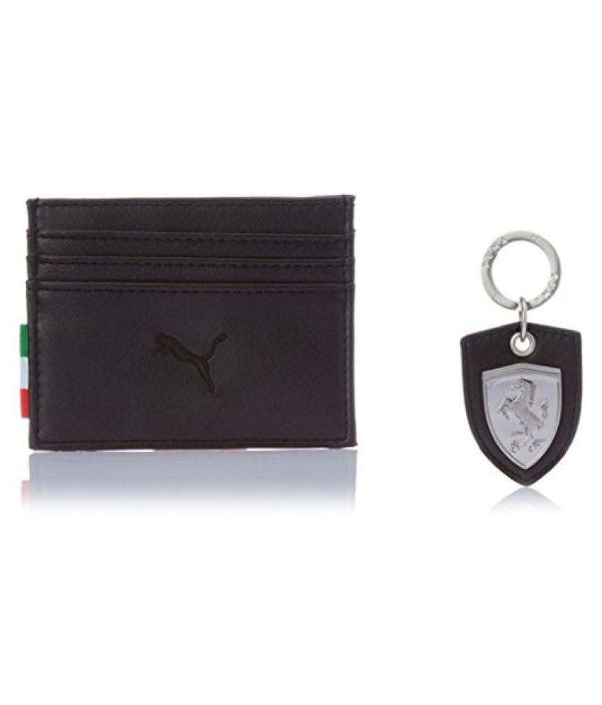 Puma Black Mens Wallet (7291201)