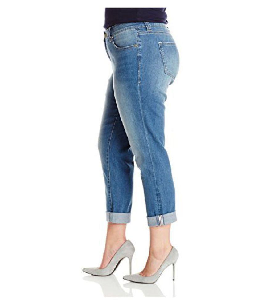 b81e478374c7e Buy Jag Jeans Women s Plus-Size WM Alex Boyfriend Jean Online at ...