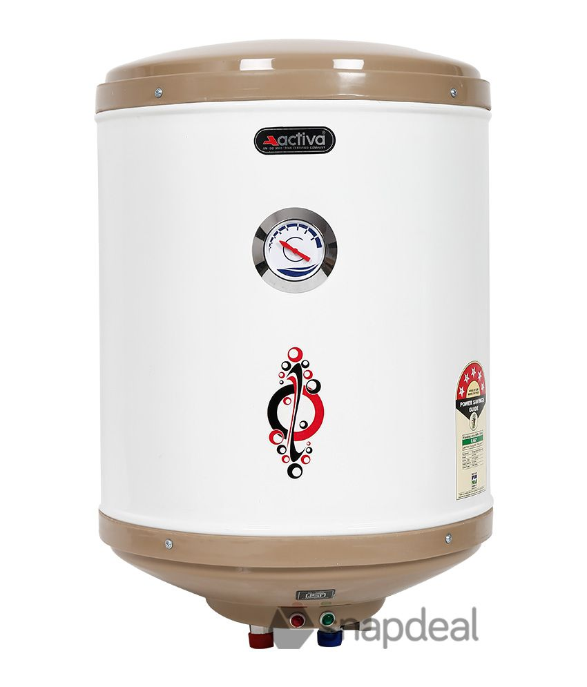 activa 35ltr water heater amazon 5 star price in india buy activa 35ltr water heater amazon. Black Bedroom Furniture Sets. Home Design Ideas
