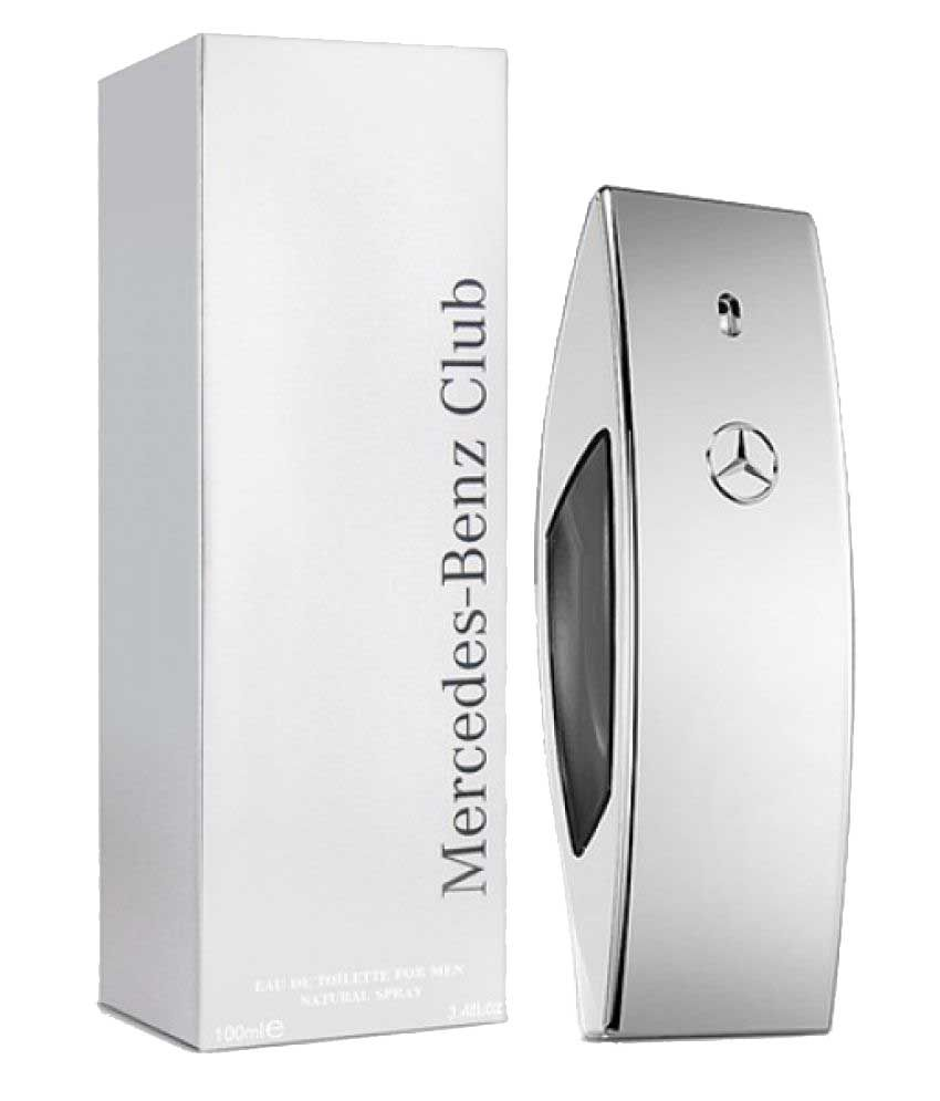 mercedes benz club perfume of 100 ml: buy online at best prices in