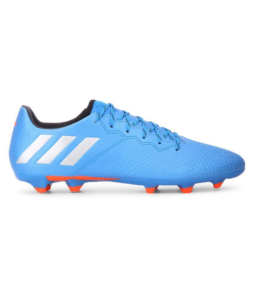 adidas messi fg blu football scarpe compra adidas messi fg