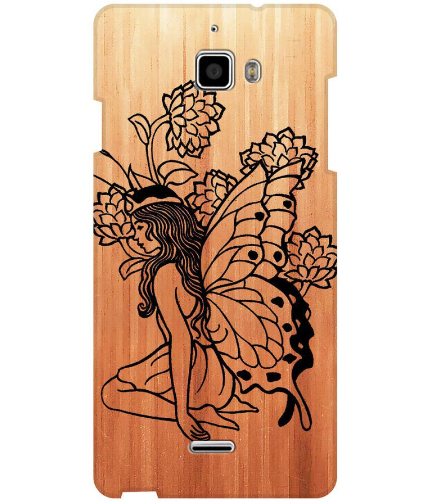 Coolpad F1 Printed Cover By SWANK THE NEW SWAG
