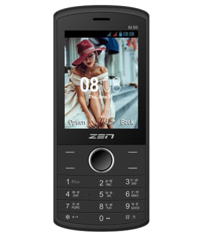 Zen M86 32 MB Black Gold