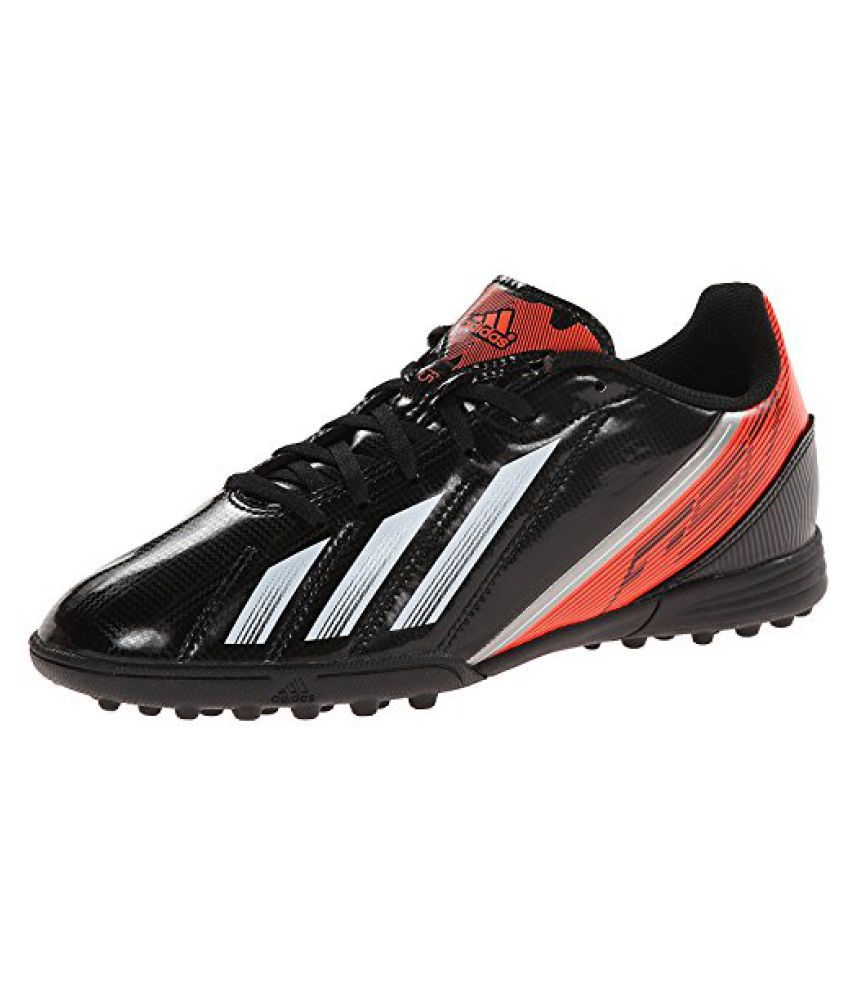 Adidas F5 TRX TF Shoe - Black/Running White - Boys