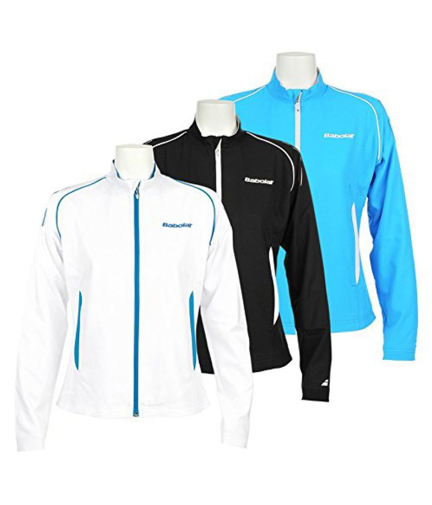 Babolat 41S1425-105 Match Core Jacket, Women's (Black)