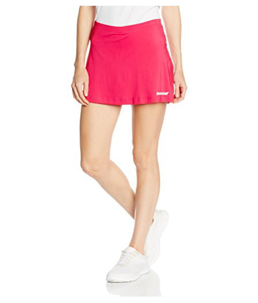 Babolat 41S1524Y-127 Core Match Short, Women's XX-Large (Red Cherry)