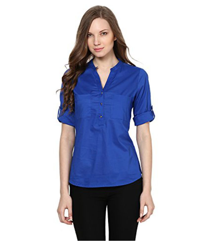 Dorothy Perkins Cotton Shirt