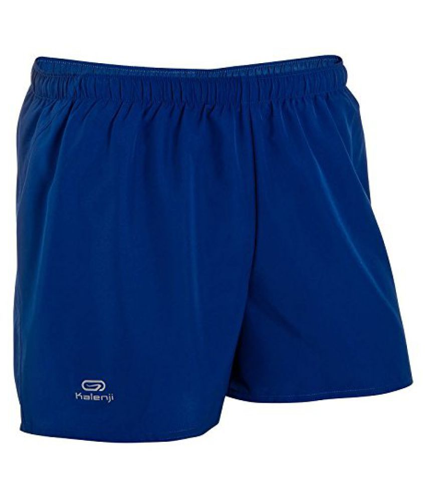 KALENJI EKIDEN RUNNING SHORTS - DARK BLUE