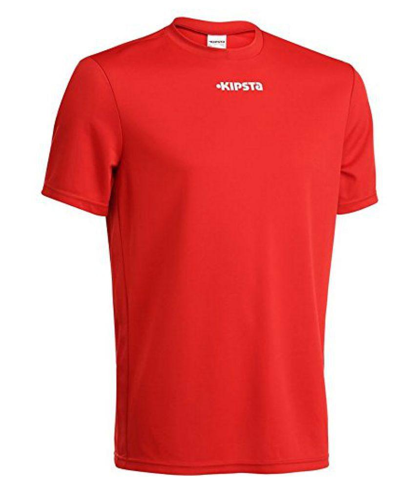 KIPSTA F300 FOOTBALL SHIRT - RED