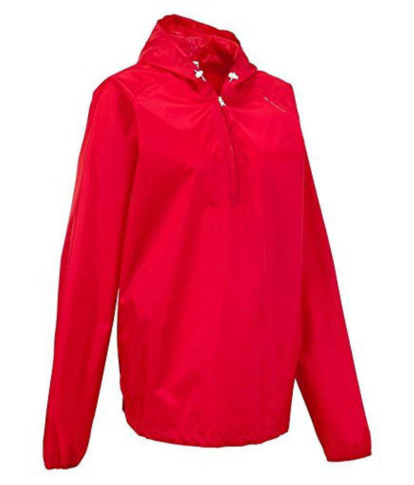 Quechua Raincut Jacket Red Size - XS-S