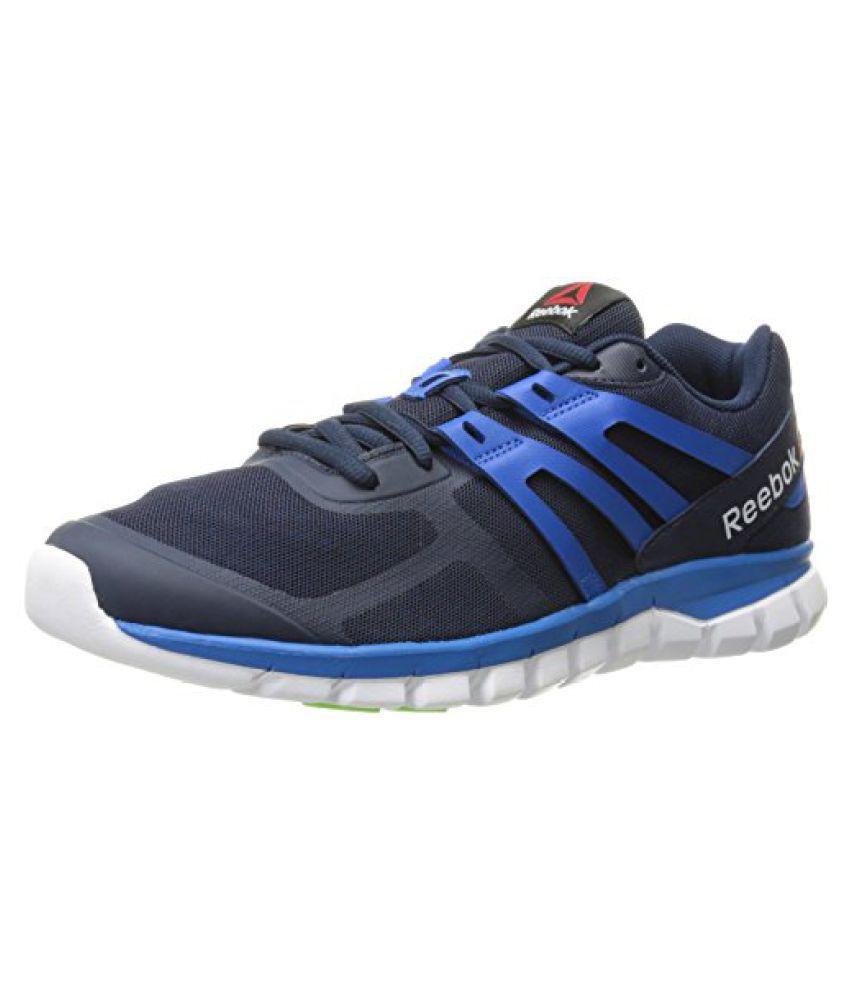 Reebok Men's Sublite XT Cushion MT Running Shoe