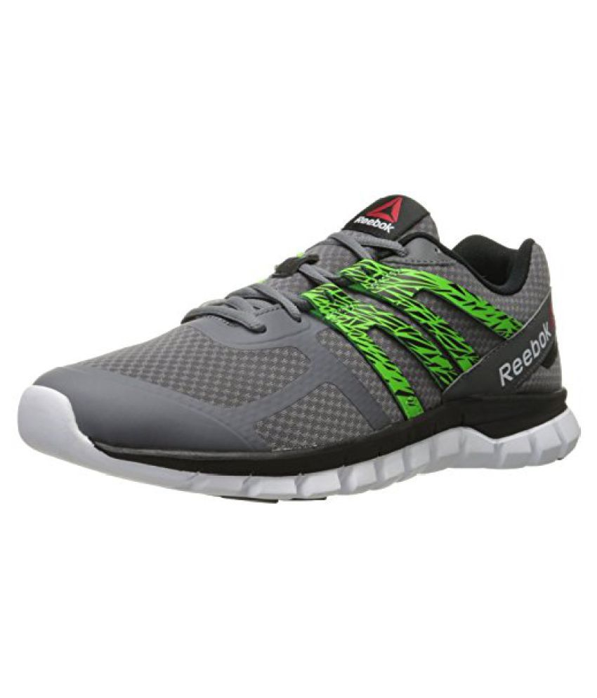 Reebok Men's Sublite Xt Cushion Shtr Mt Running Shoe