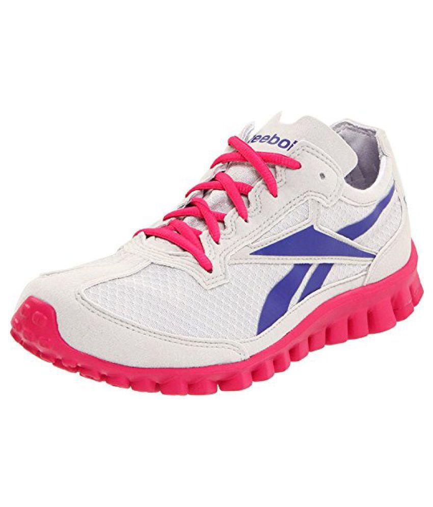 Reebok RealFlex Run Running Shoe (Little Kid/Big Kid)