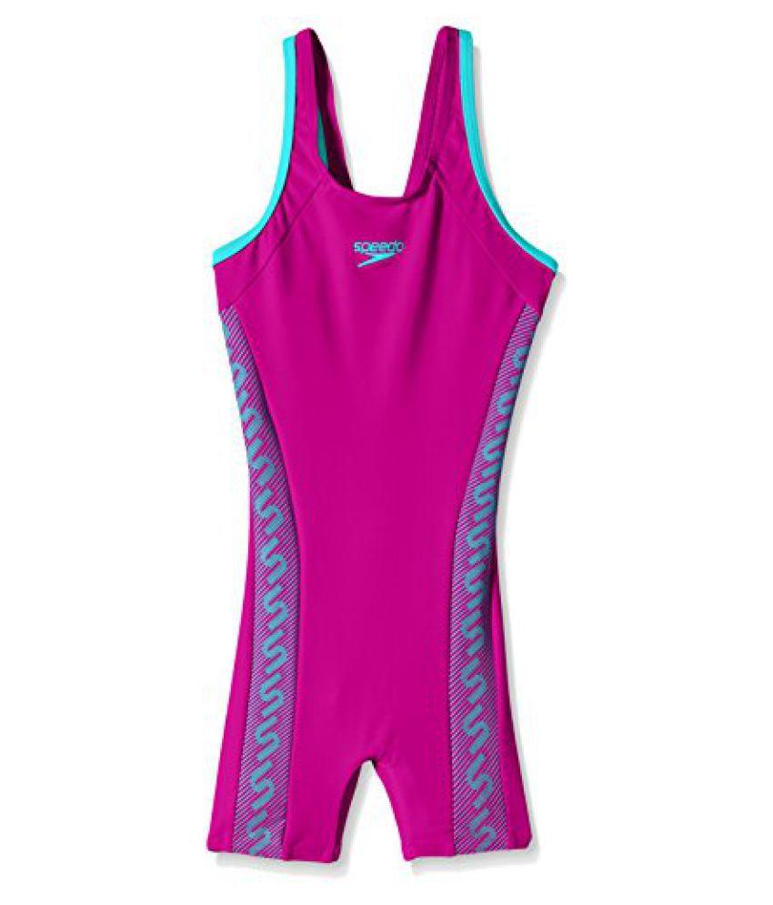 Speedo Girls Swimwear/ Swimming Costume