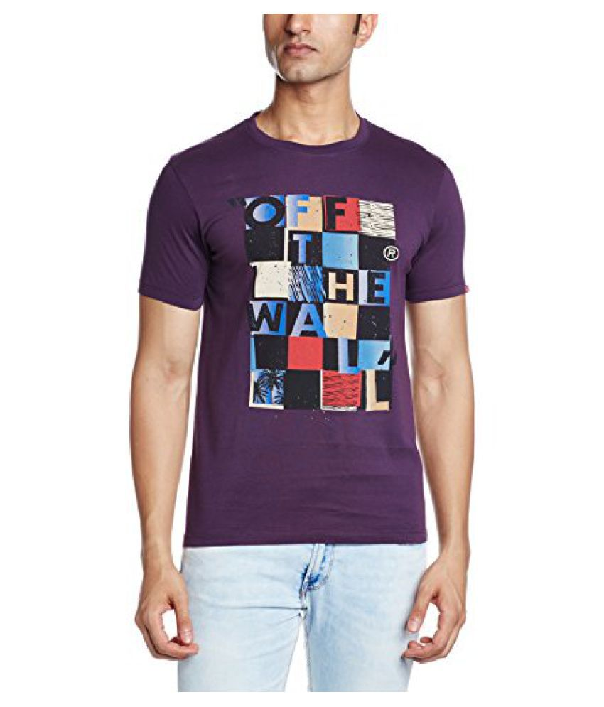 VANS Men's Round Neck T-Shirt