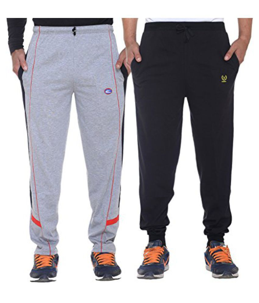 Vimal Cotton Blended Mens Trackpants(Pack Of 2)