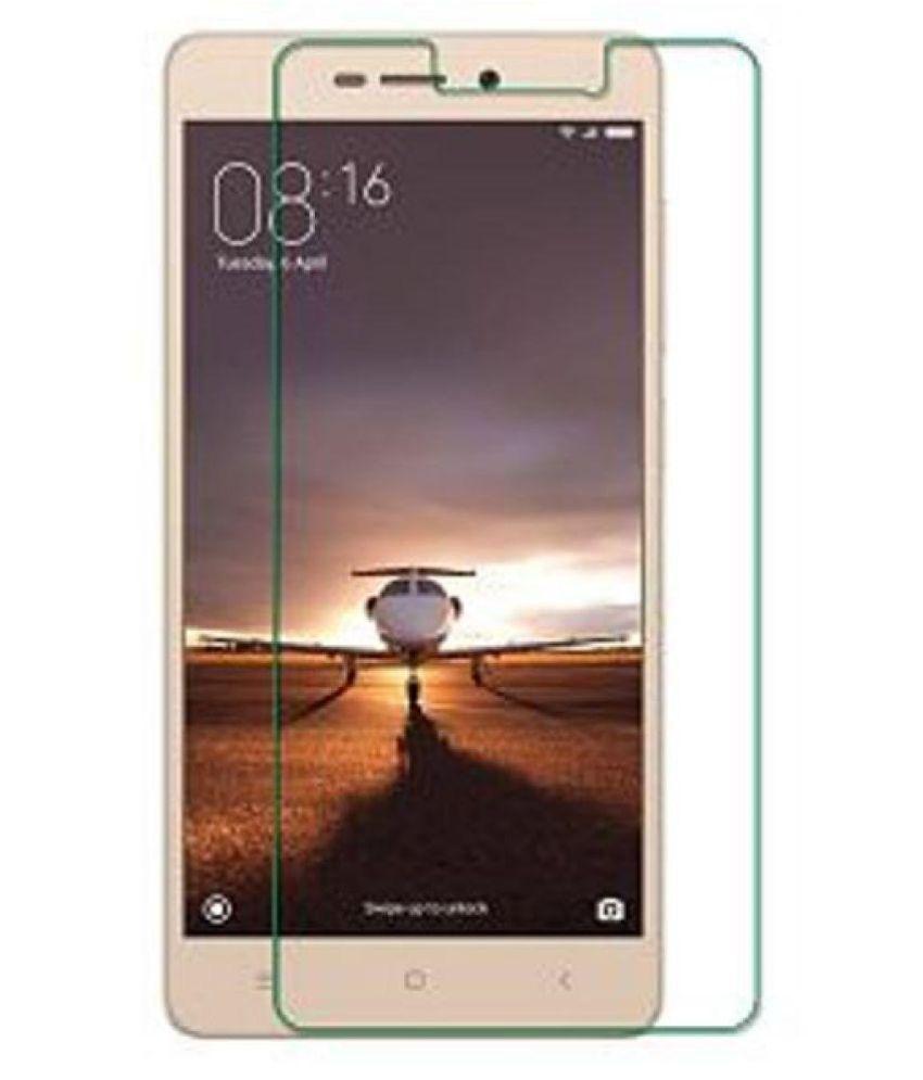Xiaomi Redmi 3S Tempered Glass Screen Guard By Bizbeetech