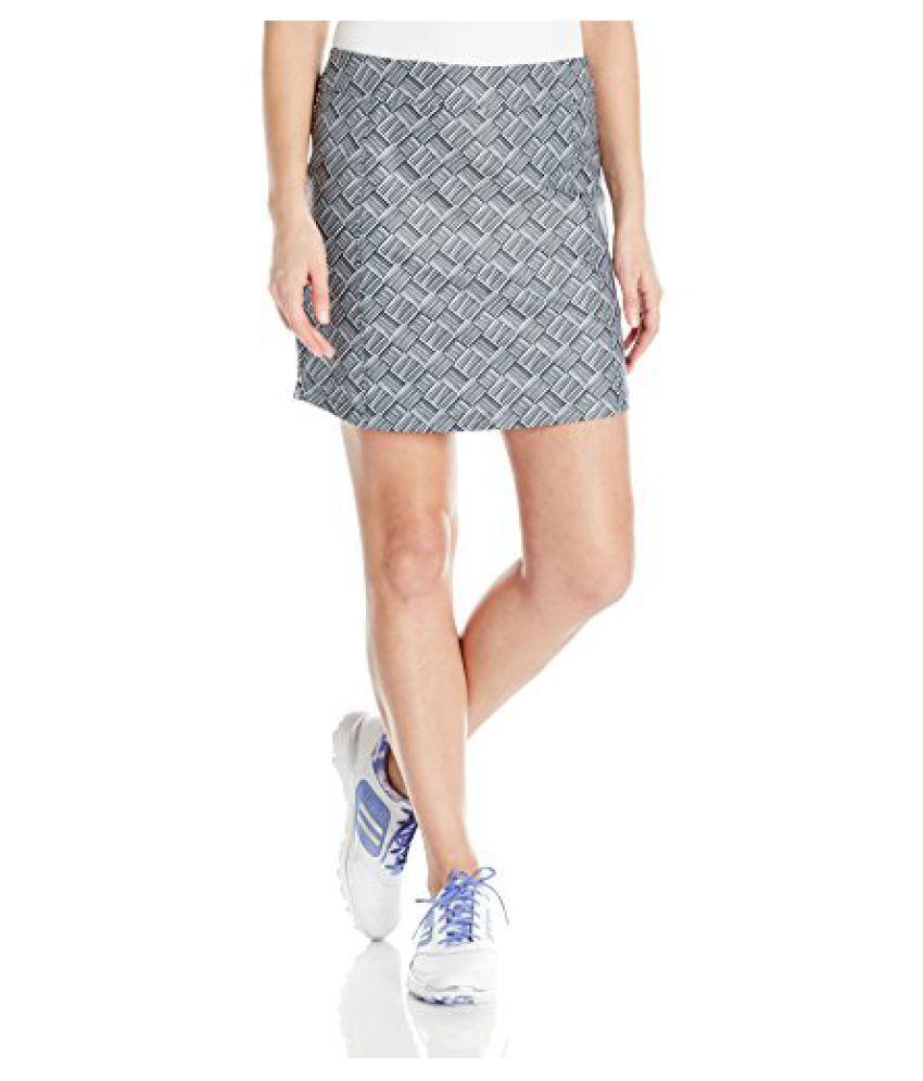 adidas Golf Womens Adistar Printed Skort