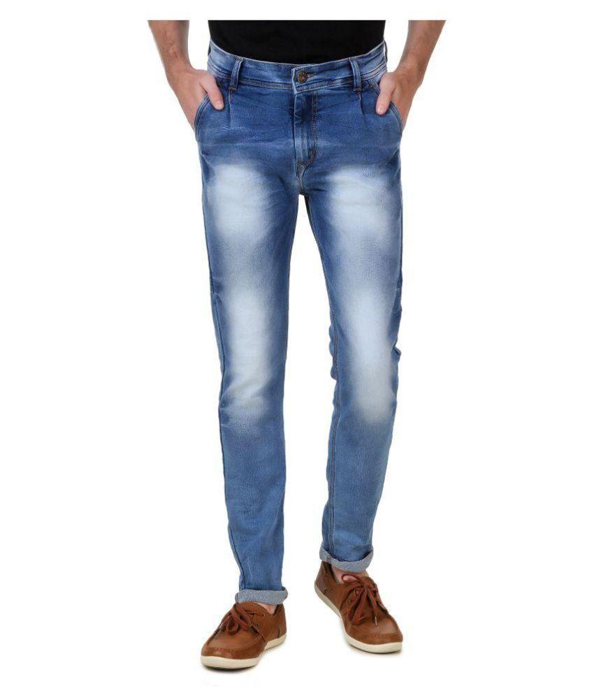 Senotex Blue Slim Jeans