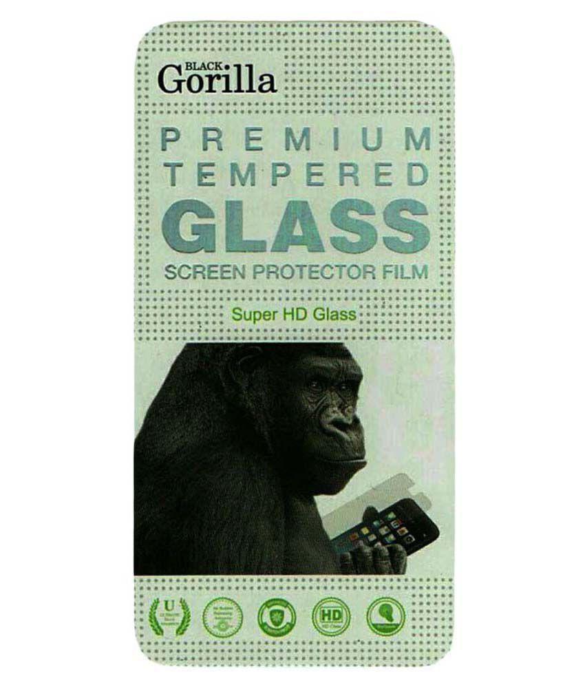 Motorola Moto M Tempered Glass Screen Guard By Black Gorilla