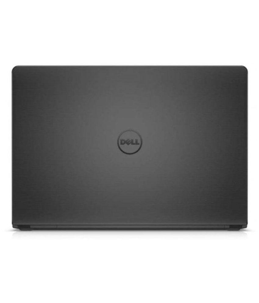 Dell Vostro 3568 Notebook Core i3 (6th Generation) 4 GB 39.62cm(15.6) Windows 10 Pro Not Applicable Black